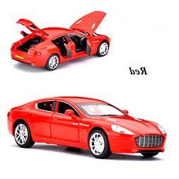 LYhopes 1:32 Scale Metal Alloy Diecast Car Model Miniature M