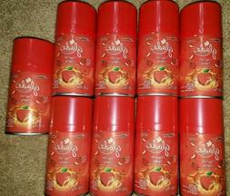 10 Lot Glade Cozy Cider sipping Limited Edition Room Spray A