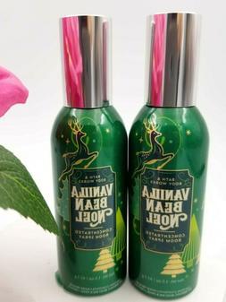 Bath and Body Works VANILLA BEAN NOEL Fragrance Room Spray