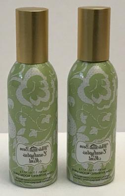 2 Bath & Body Works White Barn Eucalyptus Mint Concentrated