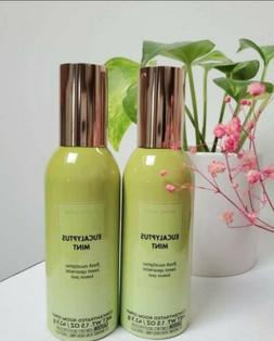 Bath and Body Works 2 Pack Eucalyptus & Mint Concentrated Ro