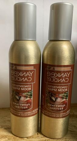 yankee candle 2 pack of  concentrated room sprays