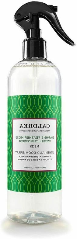 Caldrea Number 25 Daphne Feather Moss Linen and Room Spray,