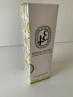 Diptyque 34 Boulevard Saint Germain Room Spray New with Box