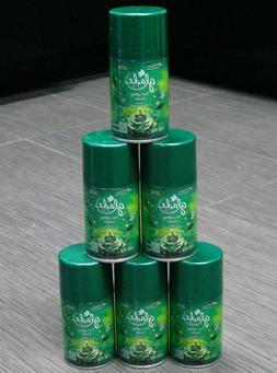 6 GLADE Automatic Spray Refill TREE LIGHTING WONDER Spruce E