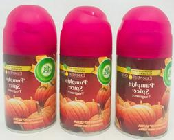 Air Wick Holiday Freshmatic Automatic Spray, Pumpkin Spice,