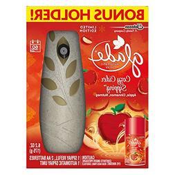 Glade Large Automatic Spray Air Freshener Starter Kit, Cozy