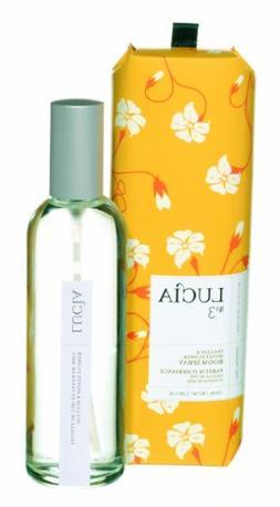 Lucia No 3 Tea Leaf & Honey Flower Room Spray 3.38 fl oz