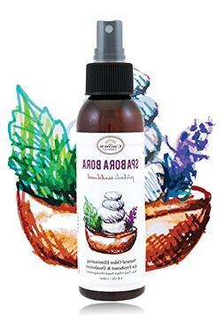 Natural Spray Air Refreshener Uses Patchouli Sandalwood Esse