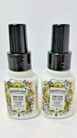 Poo-Pourri Before-You-Go Toilet Spray Set, Included 1.4-Ounc