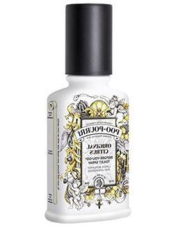 Poo-Pourri Preventive Bathroom Odor Spray 2-Piece Set, Inclu