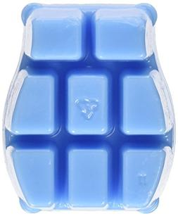 Scentsy, Clean Breeze, Wickless Candle Tart Warmer Wax 3.2 F