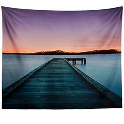 Westlake Art - Wall Hanging Tapestry - Horizon Long - Photog
