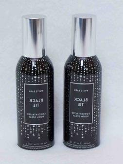 Bath & Body Works Black Tie Room Spray  Set of 2