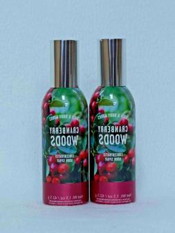Bath & Body Works Cranberry Woods Concentrated Room Spray 1.