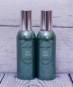 Bath & Body Works Fresh Balsam Room Spray 1.5 oz Set of 2
