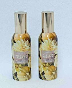 Bath & Body Works Pumpkin Cupcake Room Spray 1.5 oz Set of 2