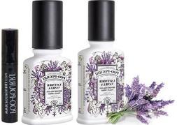 Poo-Pourri Bathroom Deodorizer Set, Lavender Vanilla