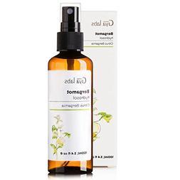 Bergamot Spray Facial Toner - 100% Pure and Natural Aromathe