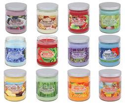 Pet Odor Exterminator Candle 13oz each Jar - 40 Scents! USA