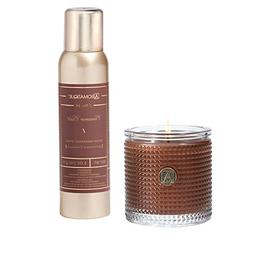 Aromatique 5.5 Oz Candle in Cinnamon Cider w/Room Spray