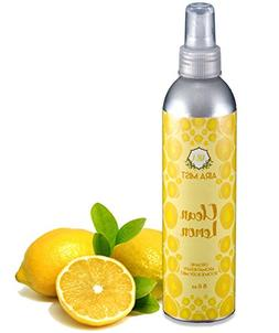 Aira Mist Clean Lemon Organic Room Spray - Essential Oil Spr