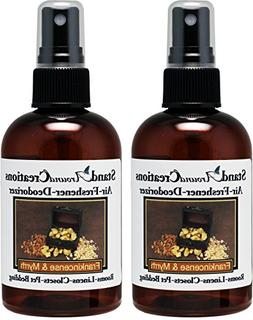 Set of 2 - Highly Concentrated Air Freshener/Room Deodorizer