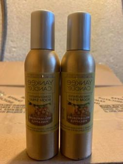 yankee candle concentrated room spray 2 Pack Of Williamsburg