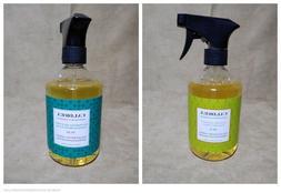 Caldrea Countertop Spray 16 oz Ginger Pomelo, Palmerosa Wild