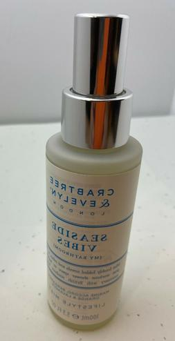 Crabtree & Evelyn~SEASIDE VIBES~Bathroom Spray Lifestyle Fra
