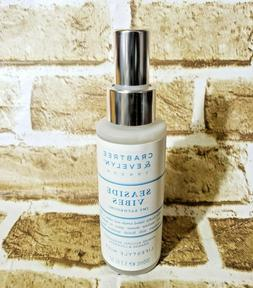 Crabtree & Evelyn Seaside vibes my bathroom spray bergamot o