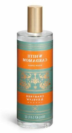 Crabtree & Evelyn White Cardamom Room Spray 100 mL 3.4 fl oz