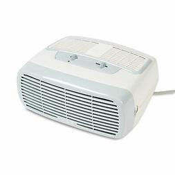 3-Speed Desktop Air Purifier  Carbon Filter  110 sq ft Room