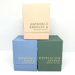 Paddywax Eau De Parfum Spray Lot Of 3 Gardenia & Peonies Lav