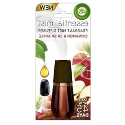 Air Wick Essential Mist Fragrance Oil Diffuser Refill, Cinna