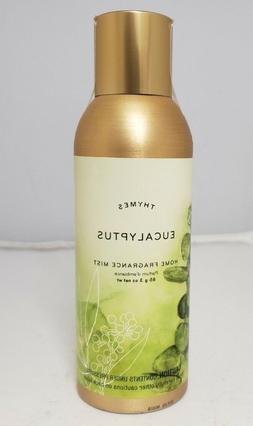 Thymes Eucalyptus Home Fragrance Mist - 3 Oz