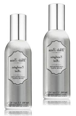 Bath and Body Works 2 Pack Eucalyptus Mint Concentrated Room
