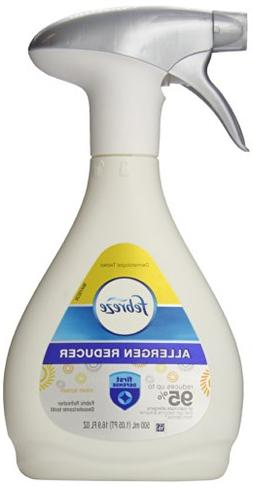 Febreze Fabric Refresher Allergen Reducer Clean Splash Air F