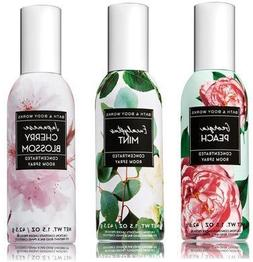 Bath and Body Works 3 Pack Favorites Fragrances Concentrated