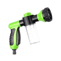 LiPing Foam Sprayer Adjustable,water hose nozzle, High Press