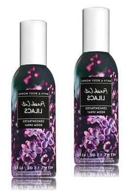 Bath and Body Works 2 Pack Fresh Cut Lilacs Concentrated Roo