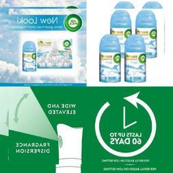 Air Wick Freshmatic 4 Refills Automatic Spray, Fresh Linen,