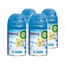 Air Wick Freshmatic 4 Refills Automatic Spray, Snuggle Fresh