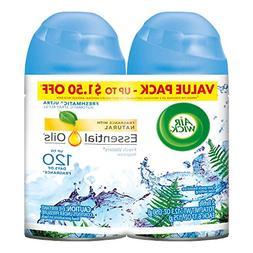 FreshMatic Ultra Spray Refill, Fresh Waters, 6.17oz Aerosol