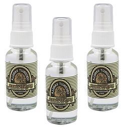 3 Pack Blunt Power 1 Ounce Glass Bottle Air Freshener Oil Ba