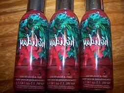 Bath & Body Works Lot of 3 Holiday Concentrated Room Spray