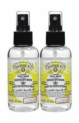 J. R. Watkins Room Spray - Lemon - 4 oz - 2 pk free 2day shi