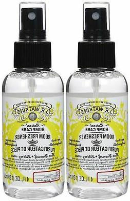 J. R. Watkins Room Spray - Lemon - 4 oz - 2 pk