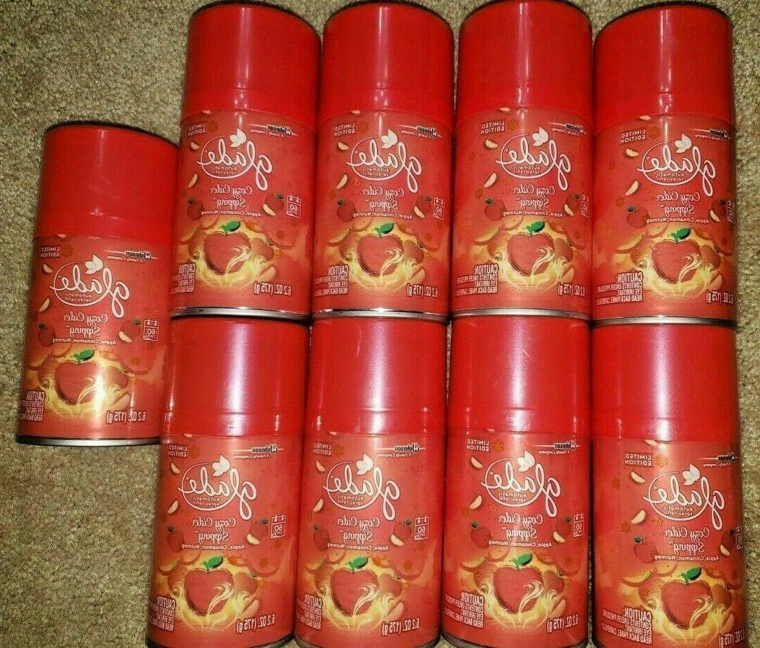 10 lot cozy cider sipping limited edition