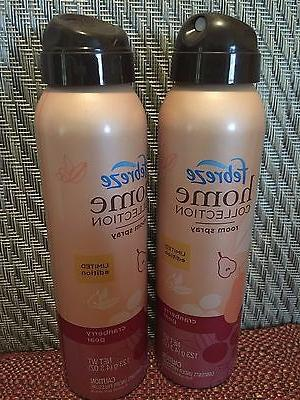 2 air effects home collection room spray
